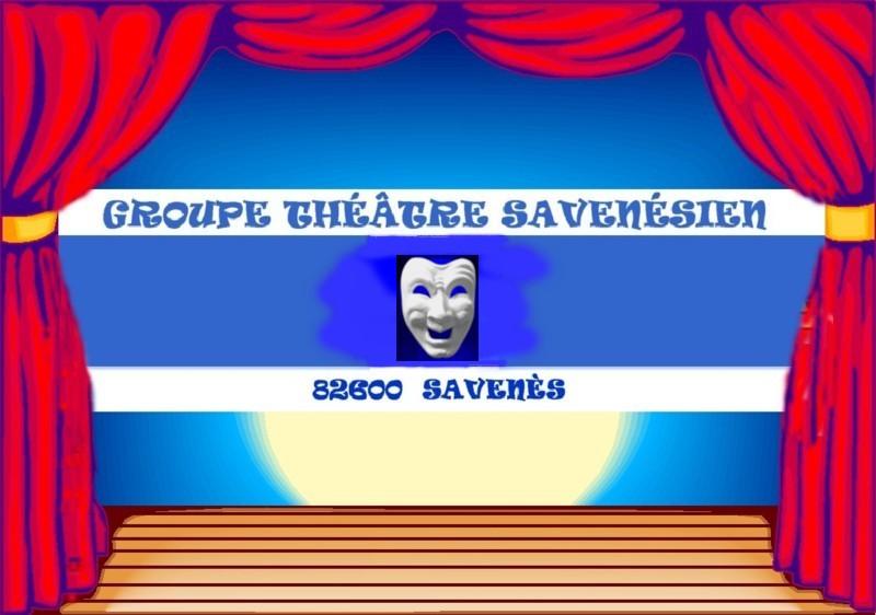 Page accueil site groupe theatre sans ascl