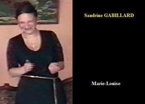 Sandrine g 8